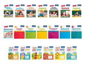 Schülerhilfe®-Übungsbuch/-Lernblock