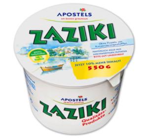 APOSTELS Zaziki