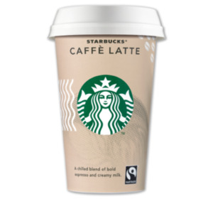 STARBUCKS Caffè Latte oder Caramel macchiato