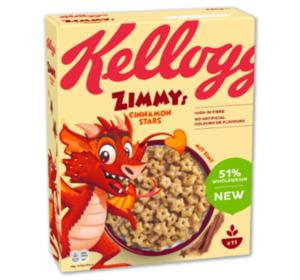 KELLOGG'S Zimmy's