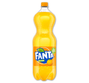 FANTA oder COCA-COLA