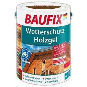 Baufix Wetterschutz-Holzgel 5 Liter