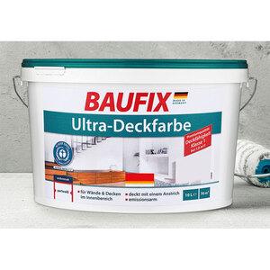 Baufix Ultra-Deckfarbe 10 Liter