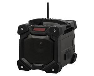 Maginon Baustellenradio BR-10