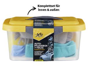 AUTO XS®  Auto-Pflegebox