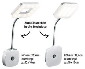 casalux LED-Klemm- oder -Steckerleuchte