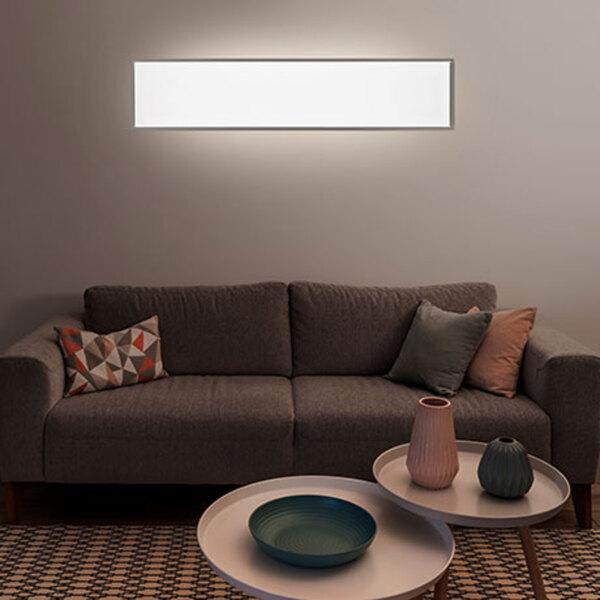 LED-Panel Switch Tone 120x20cm