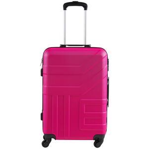 Reisekoffer Havanna in Pink ca.Ø 59 l