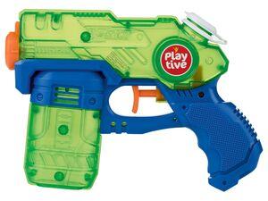 PLAYTIVE® Wasserpistolen Kinder, bis zu 9 m Reichweite, ab 4 oder 5 Jahren