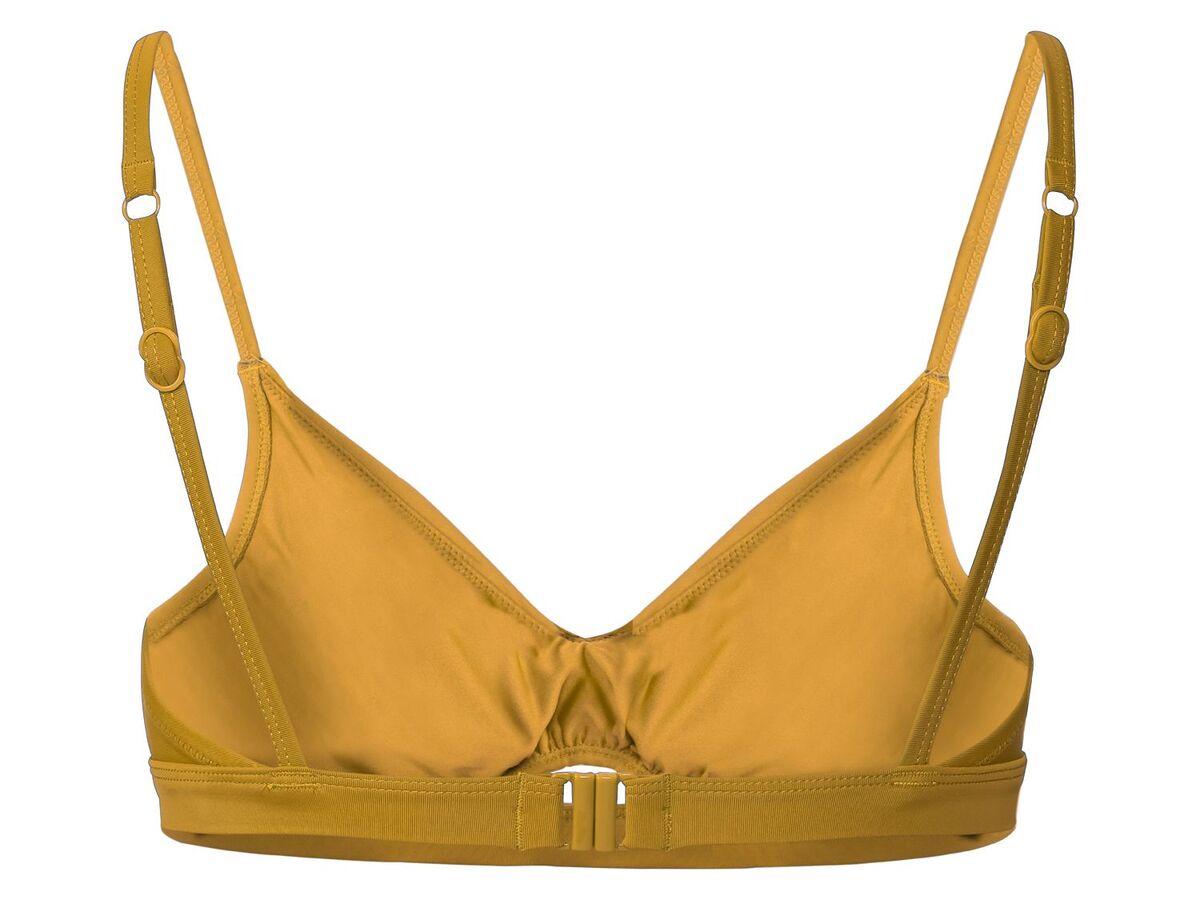 Bild 5 von ESMARA® Bikinioberteil Damen, kombinierbar, verstellbare Träger, herausnehmbare Cups