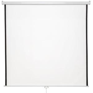 Beamer Leinwand Rollo 178 x 178 cm