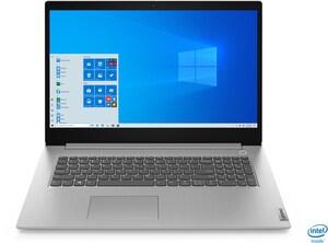 "IdeaPad 3 17IML05 (81WC003AGE) 43,9 cm (17,3"") Notebook platinum grey"