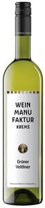 Weinmanufaktur Krems Grüner Veltliner Weißwein trocken 2018 0,75 ltr