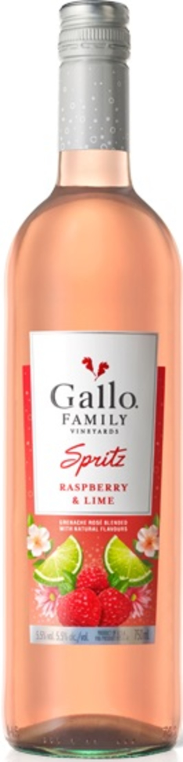 Gallo Family Spritz Raspberry & Lime 0,75 ltr