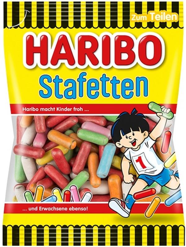 Haribo Stafetten 200 g