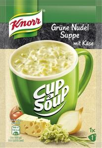 Knorr Cup a Soup Grüne Nudelsuppe mit Käse 40 g