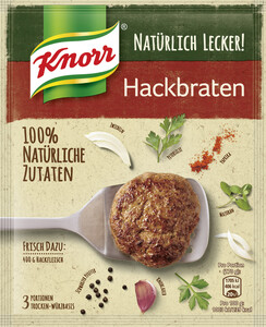 Knorr Natürlich Lecker! Hackbraten 63 g