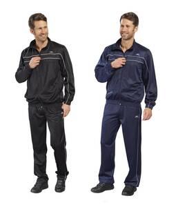 Trainingsanzug, knitterarm und pflegeleicht, verschiedene Farben