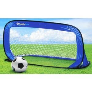 Fußballtor Pop Up 122 x 66 x 66 cm