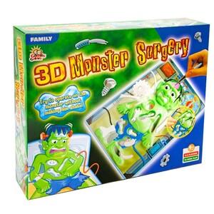 3D Monster Operation Brettspiel