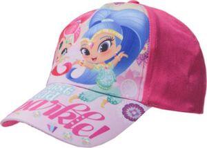 Shimmer & Shine Cap  pink Gr. 54 Mädchen Kinder