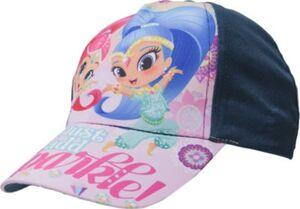 Shimmer & Shine Cap  dunkelblau Gr. 54 Mädchen Kinder