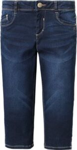 Capri Jeans Girls BIG - Shorts - dunkelblau Gr. 128 Mädchen Kinder
