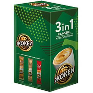 """Getränkepulver """"Jockey 3 in 1 classic"""" mit löslichem Bohnenk..."""