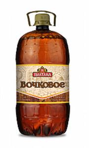 "Bier ""Bochkovoe"" hell, pasteurisiert 4,6% vol."