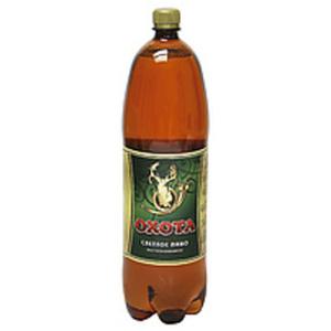 "Bier ""Ohota"" pasteurisiert, 6,0% vol."