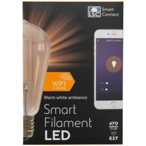 LSC Smart Connect Intelligente LED Filament Lampe