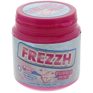 Frezzh Kaugummi Bubble Mint