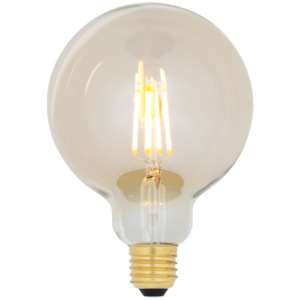 Eurodomest Retro Filament-LED-Lampe XL