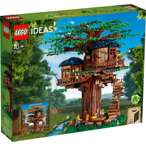LEGO® Ideas - 21318 Baumhaus