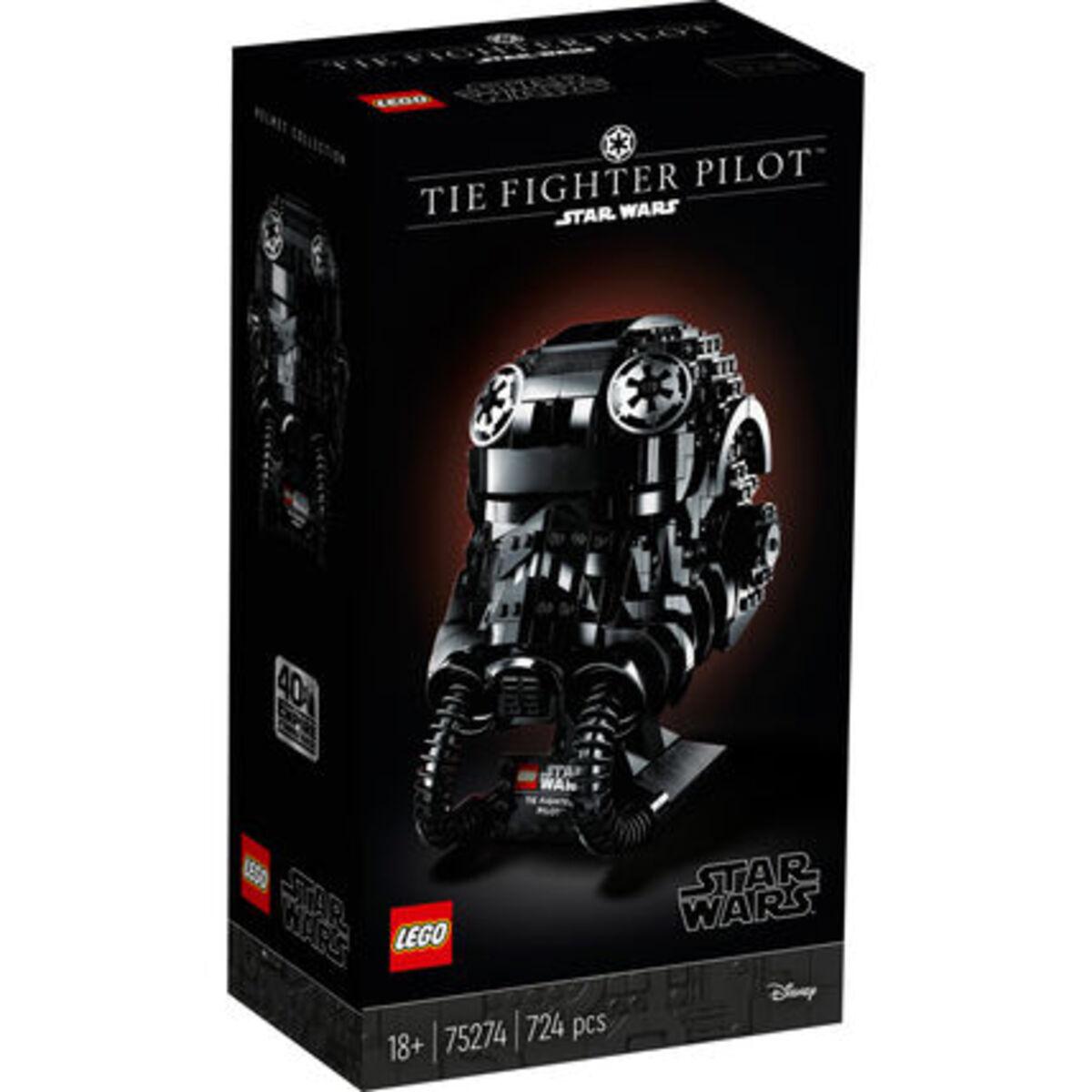 Bild 1 von LEGO® Star Wars - 75274 TIE Fighter Pilot™ Helm