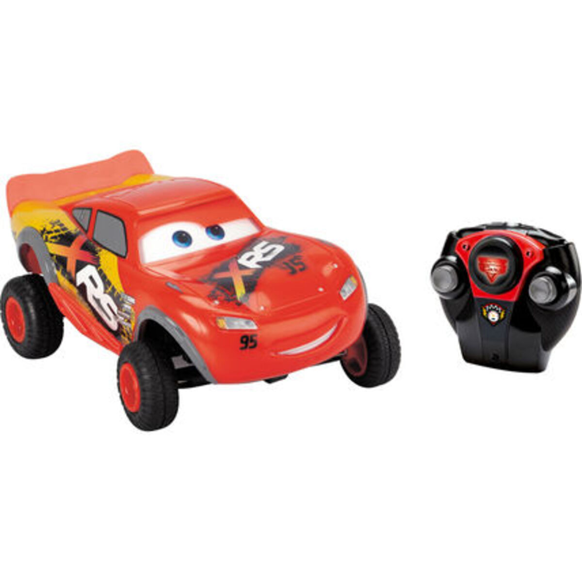 Bild 1 von Dickie Toys Disney Cars RC Lightning McQueen XRS