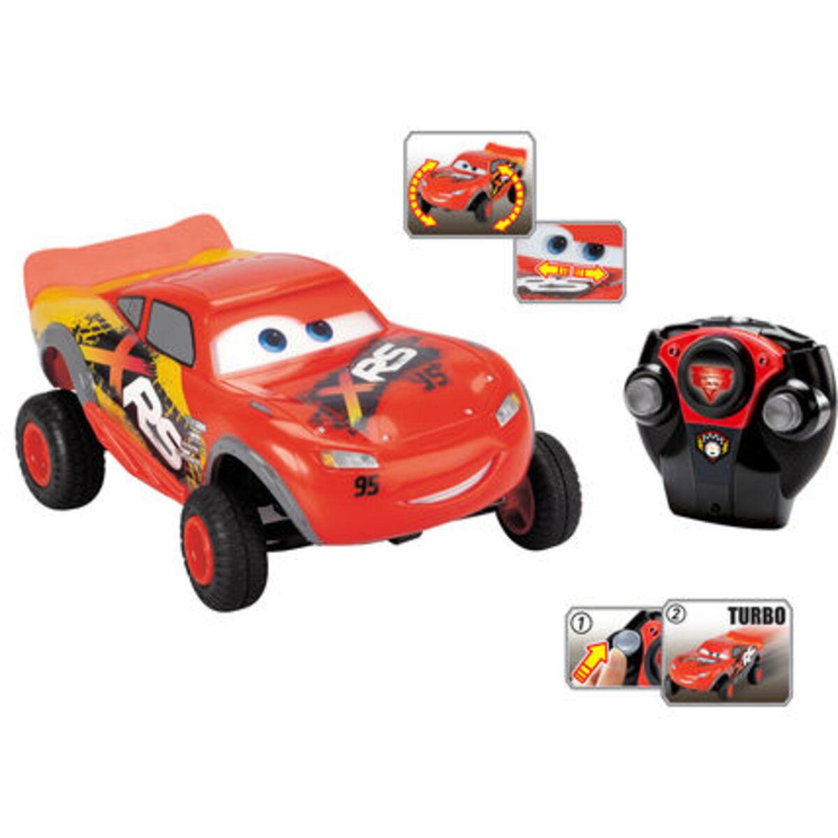 Bild 4 von Dickie Toys Disney Cars RC Lightning McQueen XRS