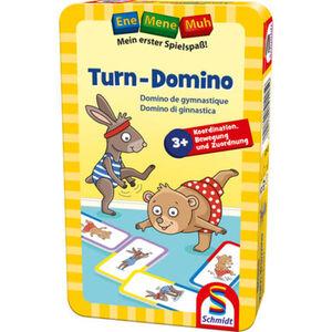 Schmidt Spiele Ene Mene Muh - Turn-Domino