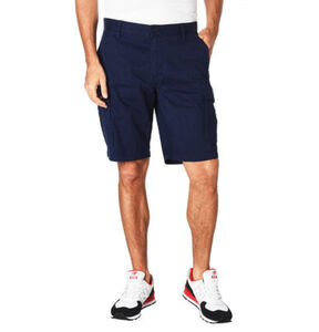 S.Oliver Cargo-Shorts, Loose Fit, Baumwoll-Mix
