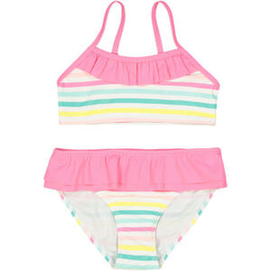 MANGUUN Bikini, Streifen, Träger, für Baby Mädchen