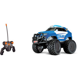 Dickie Toys RC-Police Offroader, RTR