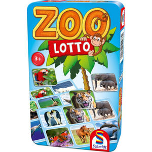 Schmidt Spiele Zoo-Lotto