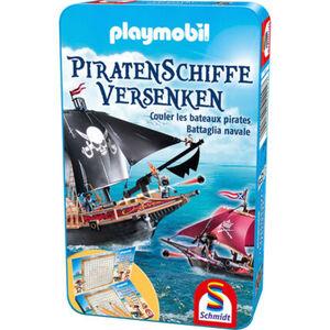 Schmidt Spiele Playmobil Piratenschiffe versenken