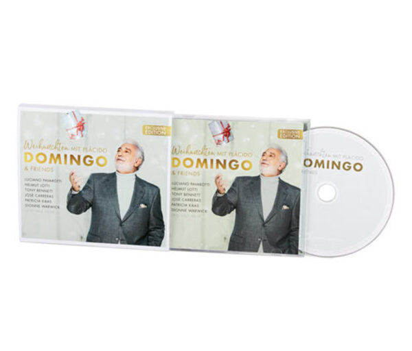 CD »Plácido Domingo«