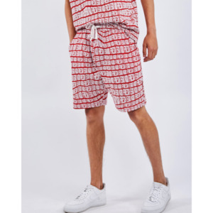 Fresh ego Kid All Over Print - Herren Shorts