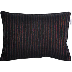 KISSENHÜLLE Anthrazit, Grau, Rot, Schwarz 38/58 cm
