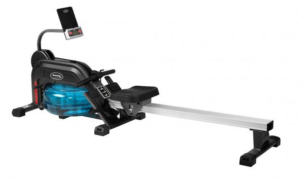 Body Coach Wasser-Rudergerät mit Widerstandsverstellung