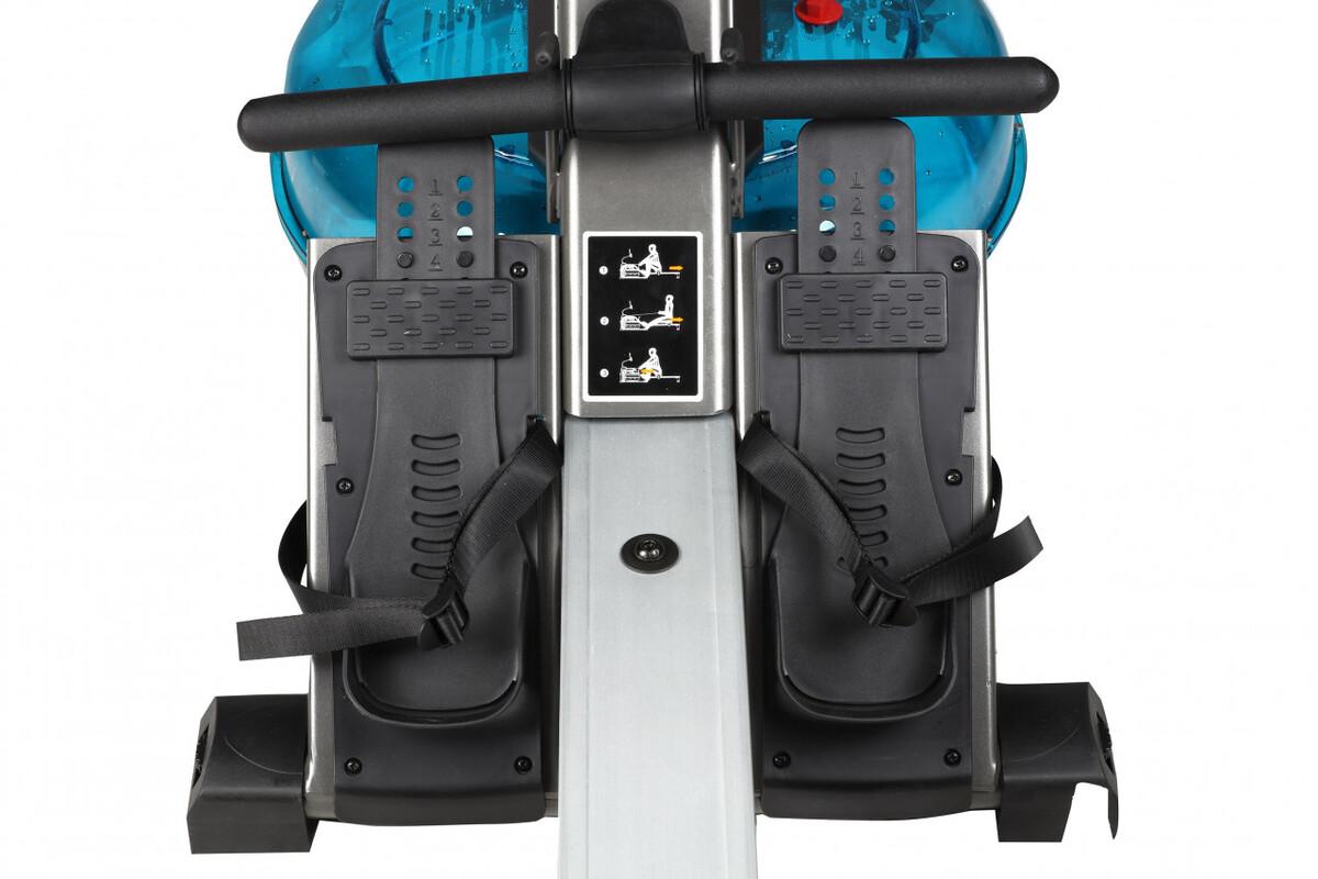 Bild 2 von Body Coach Wasser-Rudergerät mit Widerstandsverstellung