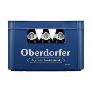 Oberdorfer Helles 20 x 0,5 Liter, jeder Kasten