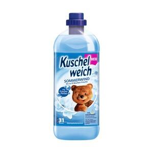 Kuschelweich Weichspüler 31 Waschladungen oder Kuschelweich Premium 25 Waschladungen, versch. Sorten, jede Flasche